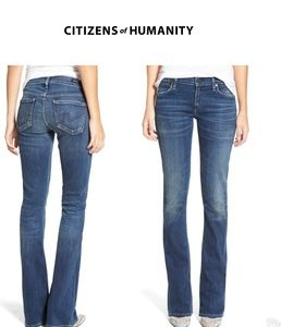 Citizens of Humanity Dita Jean's petite bootcut 25